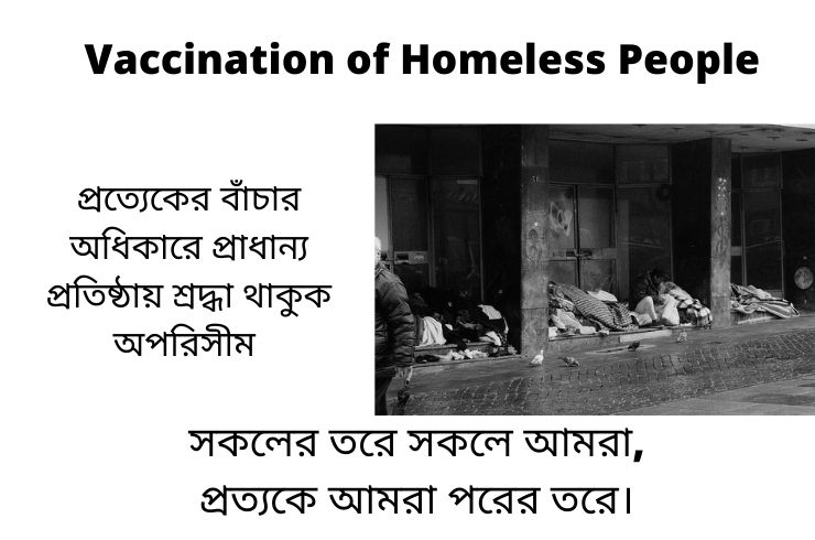 Non-digital Citizenship of Homeless in India