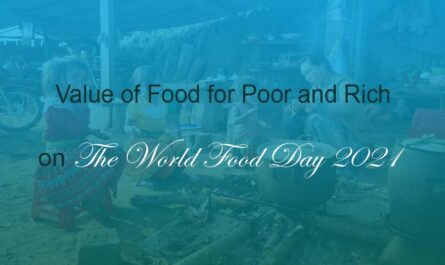 The World food day 2021